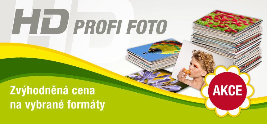 Akce na tisk fotek