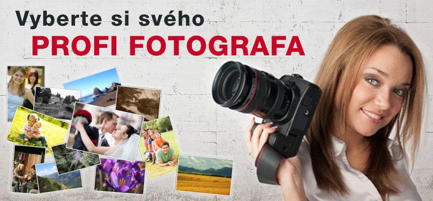 Kontaktujte profi fotografa