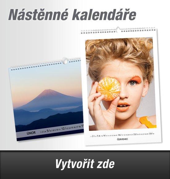 Nástěnné kalendáře