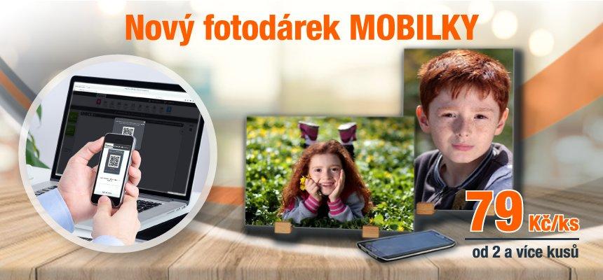 Nový fotodárek: MOBILKY