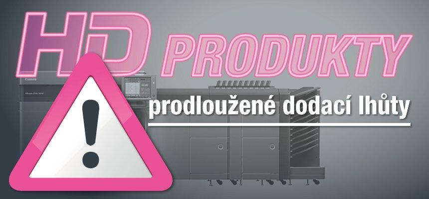 HD produkty
