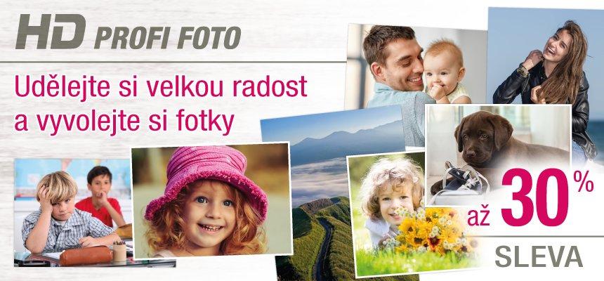 Vyvolejte si fotky