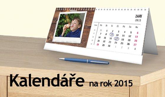 Nejrůznější druhy kalendářů