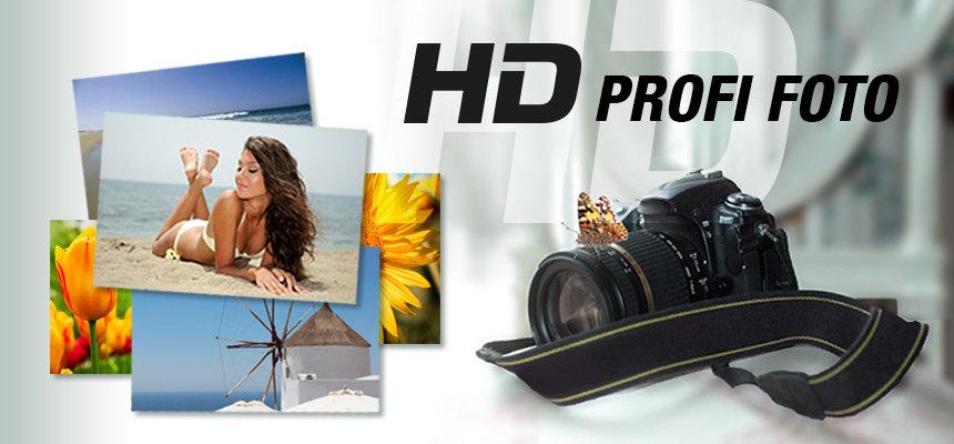 Prémiový tisk fotek HDPROFI FOTO